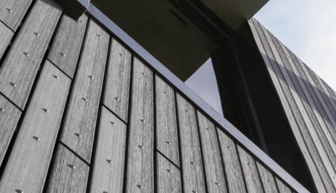 Il dettaglio della facciata